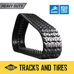 Bobcat T590 13 Camso Heavy Duty Sawtooth Pattern Ctl Rubber Track