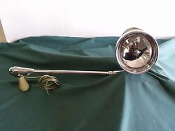 Nos 1955 Ford Spotlight With Mirror And Left Hand Bracket Fomoco 55