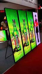 Iposter Led Retail Banner Advertising Display Billboard Poster Sign