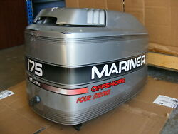 Mercury Mariner 135-150-175-200 Hp Top Cowling Hood Cover 827328a Engine Cover