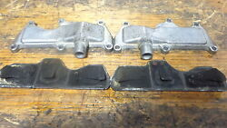 1984 Kawasaki Voyager 1300 Km420u Valve Cover Breather Covers Caps Vents