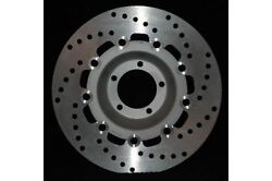 Fit Bmw R45/45 N Twin Rotor With Ate Caliper 10/8085 Ebc Rh Brake Disc Front