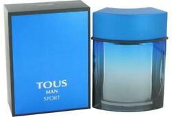 Tous Man Sport By Tous For Men Edt 3.3 / 3.4 Oz New In Box