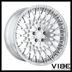 20 Avant Garde M540 Silver Concave Wheels Rims Fits Toyota Camry