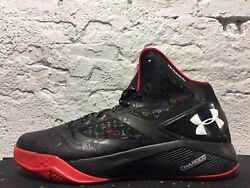 New Men#x27;s Under Armour Clutchfit Drive 2 Maryland PE Basketball 1276456 001 $39.99
