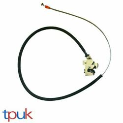 Ford Transit Mk6 Mk7 Rear Door Lock Cable Upper Left Side With Latch Lock