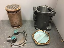 Yanmar 719578-33100 / 719578-44100 6ly Oil Cooler Assembly
