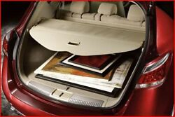 New Oem 2008-2014 Nissan Murano Retractable Cargo Cover - Beige Color Only