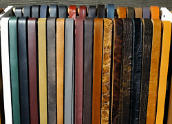 GENUINE COWHIDE LEATHER WRAPS  FOR LIGHT SABER HILT WRAPPING $7.00