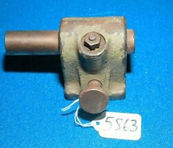 Jandl Pin Or Center Holder For Optical Comparator Inv 5863
