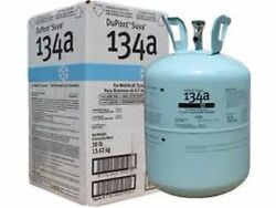DuPont Suva 134a 30lbs Can Refrigerant (R-134a) Factory Sealed  R134a 30LB