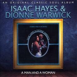 Dionne Warwick/isaac Hayes - A Man And A Woman New Cd