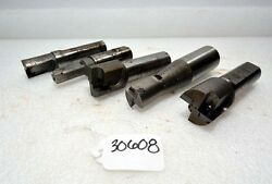 Carbide Insert Cutters Assorted As A Lot Inv.30608