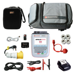 Seaward Apollo 600+ Battery Operated Pat Tester With Pro Bundle