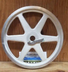 Upper/lower 13 Saw Wheel For Hobart 5213 5313 5413 Meat Saw Replaces M-60294