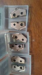 Replaceable Tip Drill Insert Carbide New Largue Lot