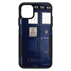 Otterbox Commuter For Apple Iphone Pick Model Tardis Police Call Box