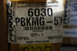 France Electric Sign Repair Parts 6030 Pbkmg-51 Outdoor Type 5 Neon Transformer