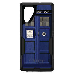 Otterbox Commuter For Galaxy Notechoose Modellondon Police Call Box Tardis