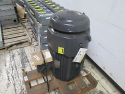 Emerson/us Motors 672255 Vertical Solid Shaft Ac Motor 672255 75hp 1780rpm Used