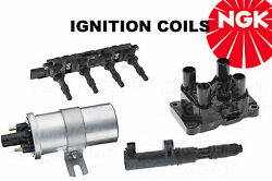 New Ngk Coil Pack Part Number U6026 No. 48146 New At Trade Prices