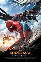 Posters Usa - Marvel Spider-man Homecoming Movie Poster Glossy Finish - Fil500