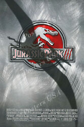 Posters Usa - Jurassic Park Iii Movie Poster Glossy Finish - Mov296