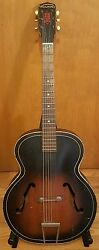 Harmony Archtop Acoustic Guitar Ship World Wide