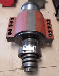 Spindle, Parts From Takisawa Mac-v2e Mc-compo Cnc Vertical Machining Center