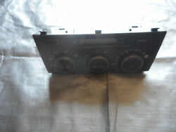2002 LEXUS IS300 AC HEATER CLIMATE CONTROL SWITCH PANEL 88650-53060 OEM