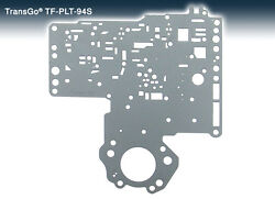 Transgo Tf-plt-94s A 518 618 Valve Body Plate 1988-97 No Lock Up Boost Tube Type