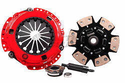 Action Stage 3 Racing Clutch Kit For Acura Honda B16 B18 B20 Hydro Us Made