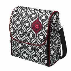 Petunia Pickle Bottom Boxy Backpack Diaper Bag in Evening in Islington