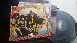 And03976 Kiss Lp Hotter Than Hell Casablanca Vip6340 Japan Rare Bogey W/poster +insrt