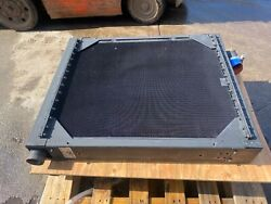 Mci Coach Bus Used Radiator - Recent Replacement - 102dl3 D4500 D4000