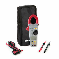 Megger 600volt Ac/dc Clamp Meter With Case, Leads And Probes Dcm340