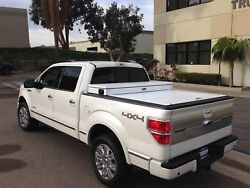 Truck Covers Usa Crt100white American Work Cover Fits 97-19 F-150 F-150 Heritage