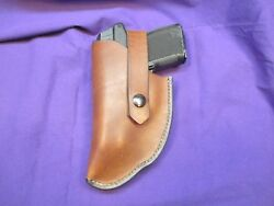 Leather Holster for Kel-Tec P11 9MM Left Hand