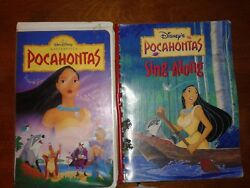 Disney Vhs Videos and Disney Collectable Plates