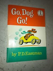 Go Dog Go - PD Eastman - beginner book - childrens classic readers