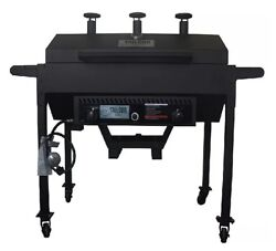 New Tailg8r Portable Grill Propane 2-burner Portable 960 In Cooking Area