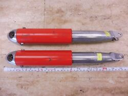1960's Puch Sears Allstate Compact Ds Scooter S801+ Rear Shock Absorbers Shocks