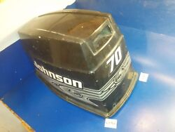 5002044 Cover / 5002030 = Johnson Evinrude 70hp 01 93 Hh Outboard Parts