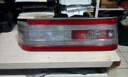 Passenger Right Tail Light Fits 89-93 ALLANTE 284976