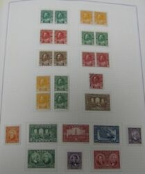 Canada Collection 1859-1964 On Scott Specialty Pages Mint And Used Scott 9774.00