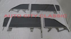 Glass 1959-60 Buick Chev Olds Pontiac Convertible Side Assembly Grey | Exchange
