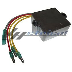 Voltage Regulator Rectifier Four 4 Wire Fits Mercury Marine And Force 1993-2016