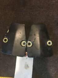 Mp3946 Nissan 70hp Ns70a2 Lower Rubber Mount Covers Pair 353-61342-0
