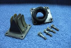 Yamaha Intake With Reed Valve And Screws  Dt100a 1973-75 Oem 6789