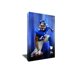 New York Giants Stud Odell Beckham Jr Poster Photo Painting On Canvas Wall Art